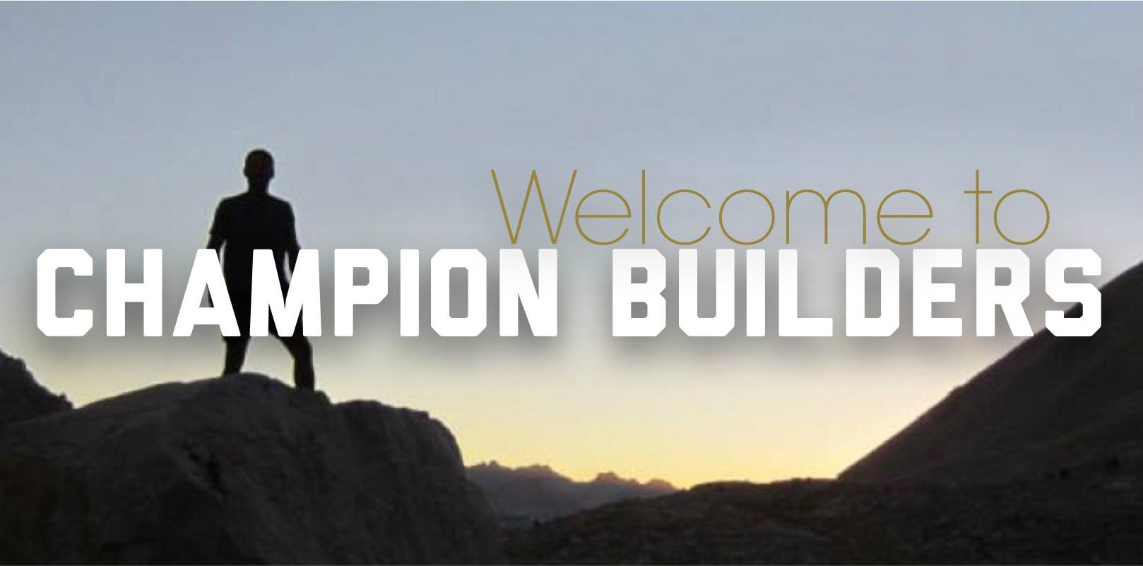 Champion Builders
